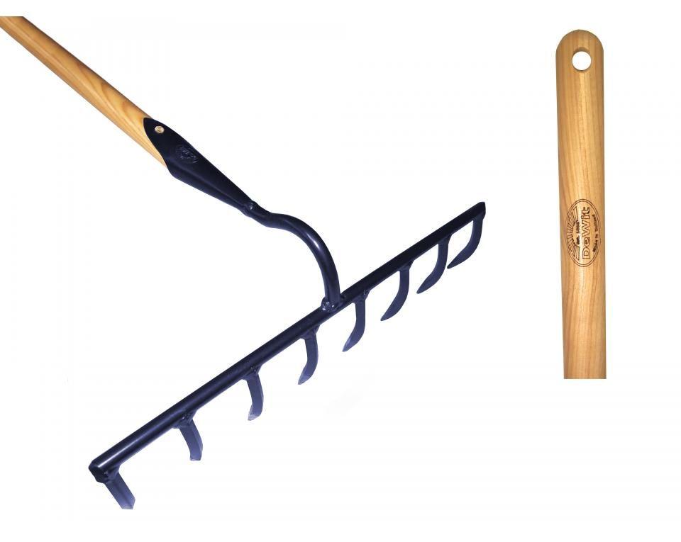 Builders rake ash handle 1400mm