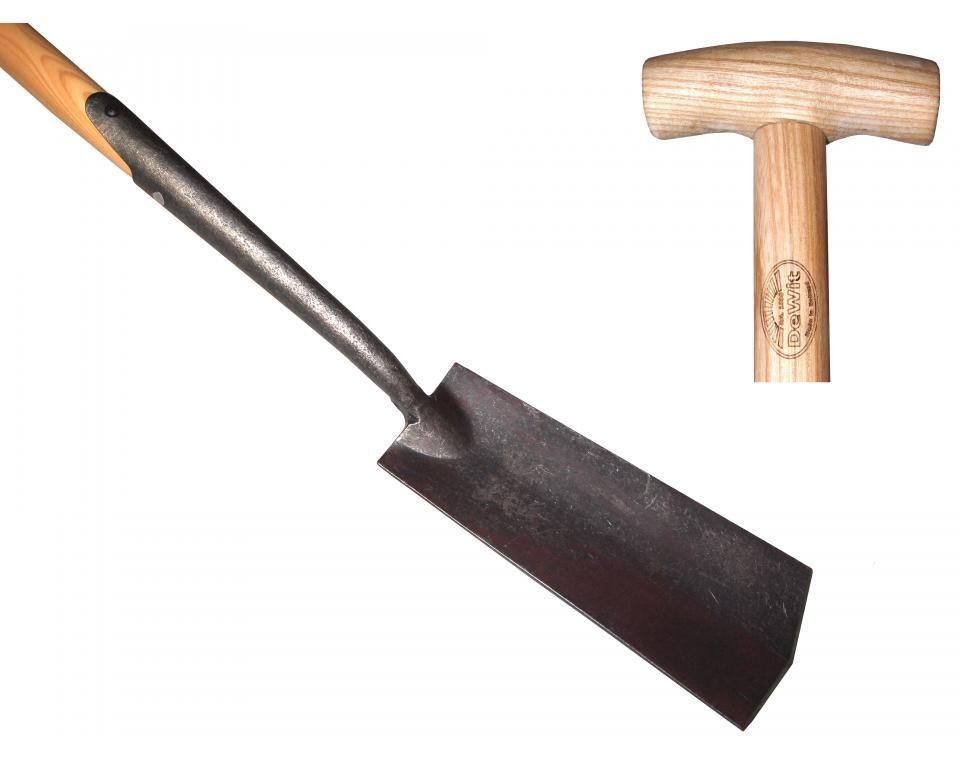 Transplant spade ash T-handle 750mm