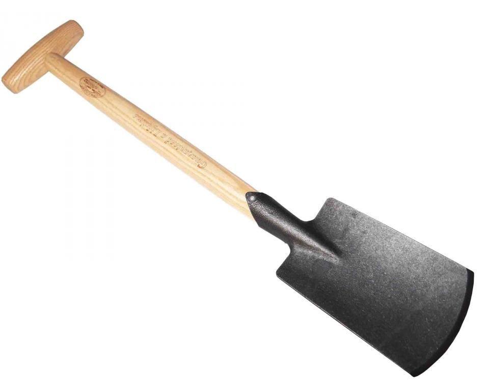 Handspade ash T-handle 400mm
