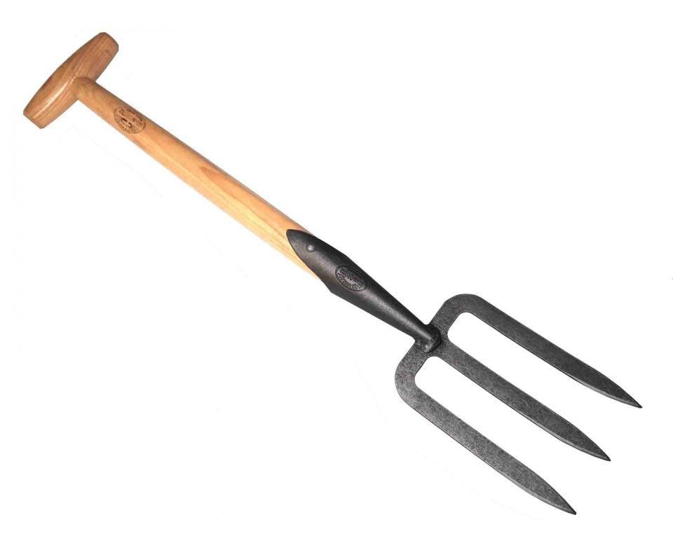 Handfork ash T-handle 400mm