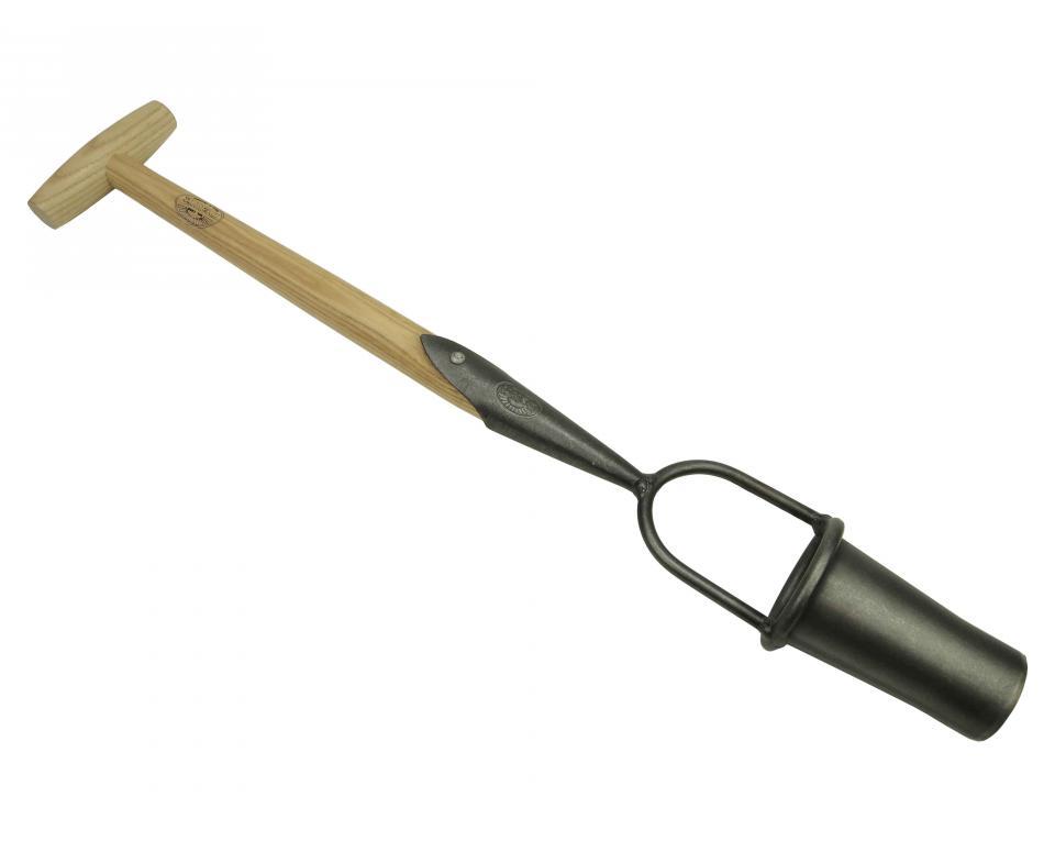 Bollenpoter Ø 50mm essen T-steel 400mm