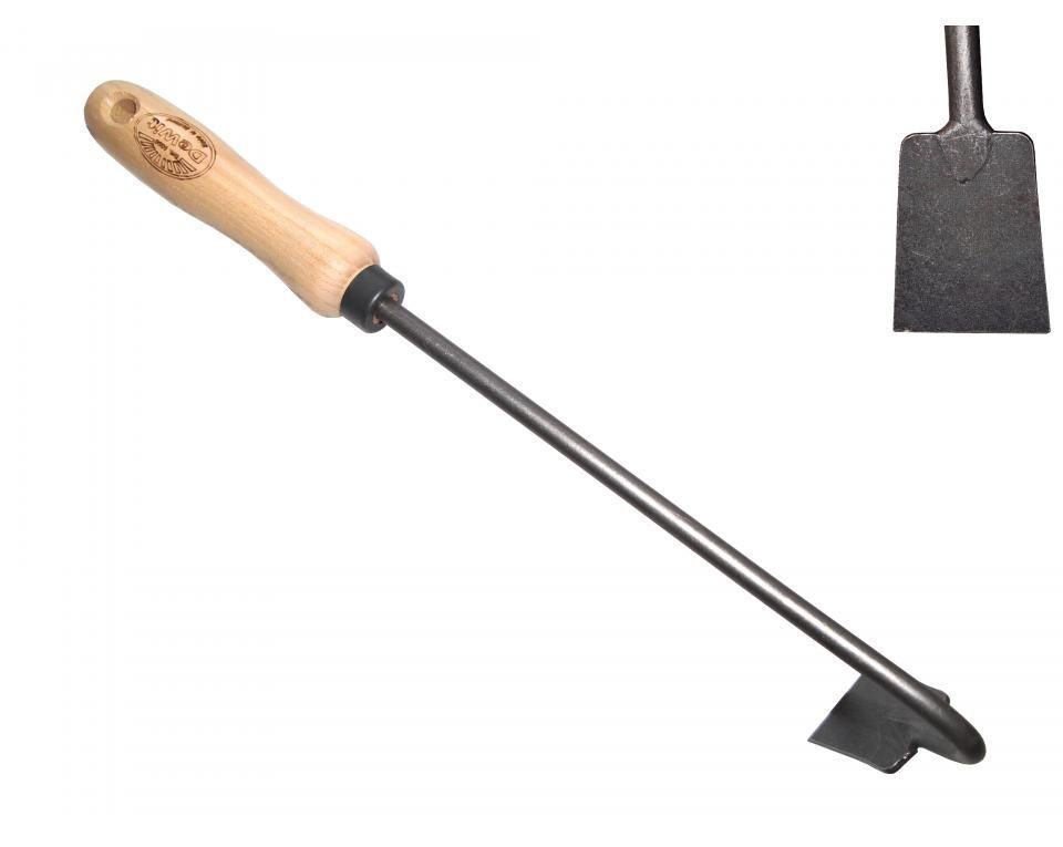 Handhoe straight 6cm ash handle 140mm
