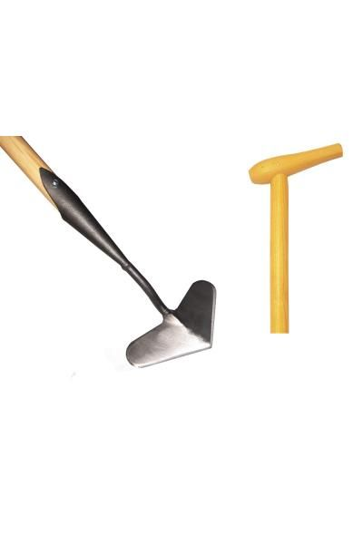 Heartshaped Push hoe ash handle 1400mm
