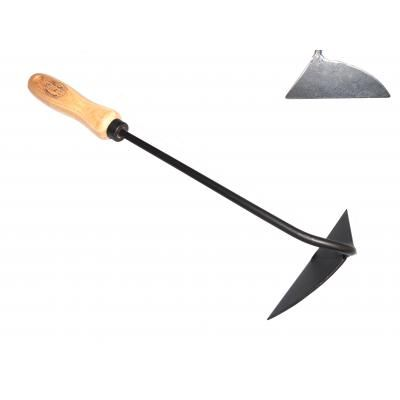 Schrepel gesmeed 12cm links essen handvat 140mm